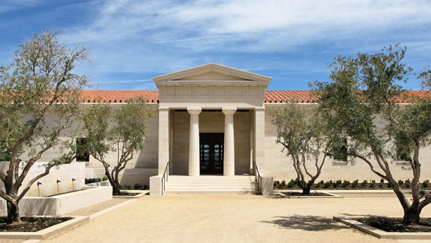 Morley Builders Completes The PHI Stoa
