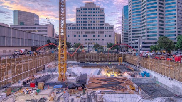 Morley San Diego Completes Largest Concrete Pour in Its History